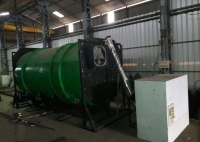 Automatic Drum Organic Waste Converter
