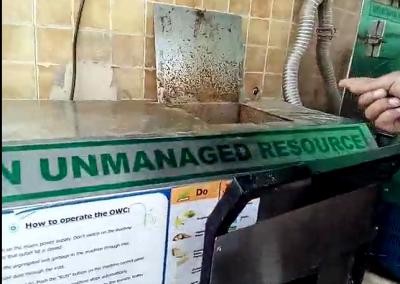 Organic Waste Converter