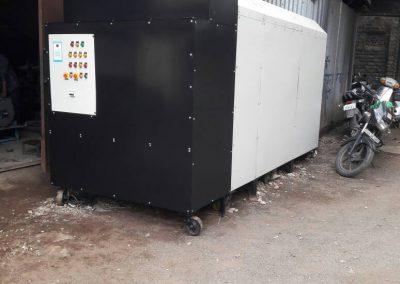 Automatic Organic Waste Converter